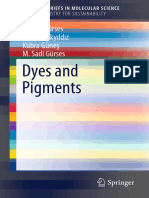 (SpringerBriefs in Molecular Science) Ahmet Gürses, Metin Açıkyıldız, Kübra Güneş, M. Sadi Gürses (Auth.)-Dyes and Pigments-Springer International Publishing (2016)