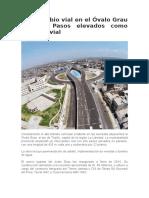 Intercambio Viales en Peru