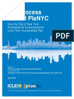 United Nations (ICLEI) PlaNYC Case Study
