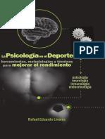 La Psicología en el Deporte Herramientas, Metodologías y Técnicas para Mejorar el Rendimiento (Linares, R.)