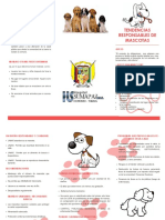 Folleto Prevencion Animal
