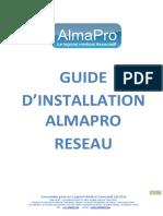 Guide Installation AlmaPro Reseau