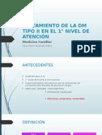 TRATAMIENTO DE LA DM TIPO II.pptx