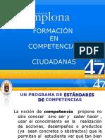 Formacion en Competencias Ciudadana