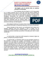 05 03 11 El Higado y La Vesicula Biliar Medicina China y Occidental Www.gftaognosticaespiritual.org