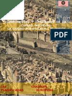 6-Composición y Tipologías de La Ciudad Medieval II