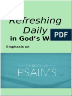 Emphasis on Psalms   February 2017 Print