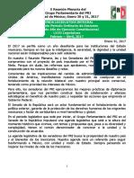 31-01-17 Agenda Legislativa Integrada GPPRI X Plenaria