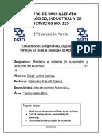 Práctica - Ackerman (Dimensiones)
