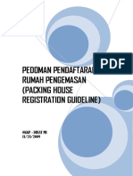 Pedum Packing House