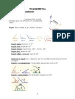 Notas 1 Trigonometria