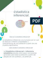 Tema 2.2 Estadistica Inferencial