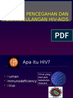 Sosialisasi HIV Presentasi IDI