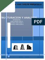 estructuracion de una vivienda en san antonio
