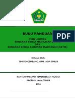 Buku Panduan Susun RKM (Terbaru)
