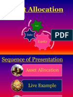 Asset Allocation by P Kumar
