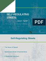 Self Regulating Road (2)