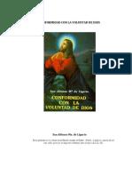 Conformidad Con La Voluntad de Dios - San Alfonso M de Ligorio