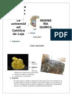 practica de minerales cianuracion