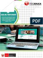 Guia Del Participante - Formacion Tutores - 3ed