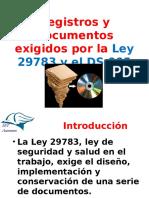 registrosydocumentosexigidosporlaley29783-140306213436-phpapp01