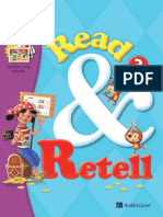 Read and Retell 3 Students Book