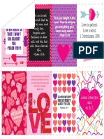 Bible Verse Valentines Small