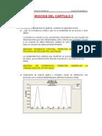 Ejercicios Resueltos de Control Capitulos 2-3