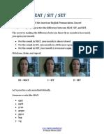 Pronunciation Course
