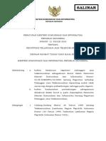 Permen 12_2016_Registrasi Pelanggan Jasa Telekomunikasi