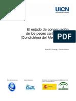 Estados de Conservacion de Los Peces Castilaginosos Del Mediterraneo