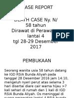CASE REPORT Cholelithiasis Terbaru