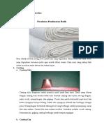 Peralatan Pembuatan Batik