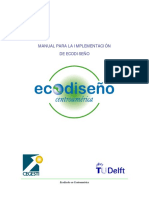 Manual Ecodiseño 1999