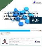 Resumen La Evolucion de Las Tecnologias de La Informacion Cargo Week 2013