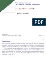 Curso de Algoritmia Avanzada.pdf