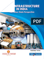 Agri-Infrastructure in India - The Value Chain Perspective