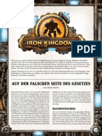 Iron Kingdoms Freebies - Verbrecherbanden