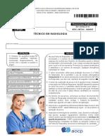 Instituto Aocp 2015 Ebserh Tecnico Em Radiologia Hc Ufg Prova