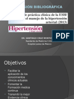 Revison Bibliografica de HTA