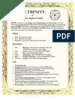 The Trinity - PDF