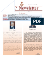 NLEP Newsletter Inaugural Issue