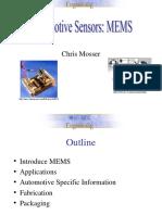 Automotive Sensors