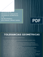Diapositivas Analisis de Tolerancias Geometricas