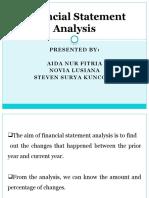 SirLoin's ACC Ch 17 Financial Statement Analysis