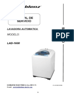 Koblenz Automática Digital LP LAD1600 201308