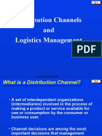2C- Distribution Channels and Logistics Management[1]