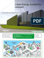 solution for power availability by Schnider