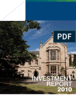 2010 Investment Report