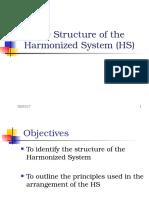 HS Structure